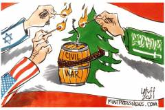 Hands off Lebanon!